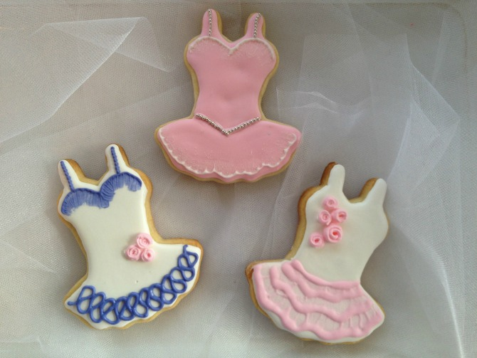 The Holland House: Ballerina Cookies