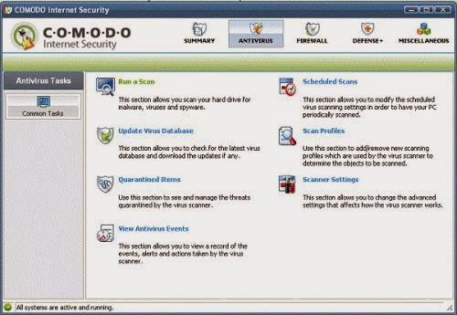 Comodo Internet Security is the free