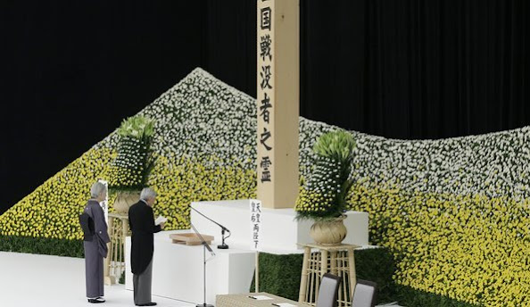 Japan marked the 70th anniversary of the end of the World War II on August 15 under criticism from neighbours China and South Korea which said Prime Minister Shinzo Abe's speech the day before failed to properly apologise for Tokyo's past aggression.