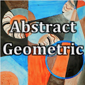 Painting (10-12)   Abstract Geometric Painting
