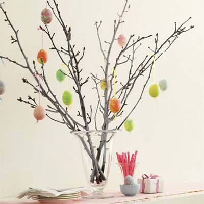 Easter crafts and decorating ideas isavvymom - Easter egg tree decorations ...