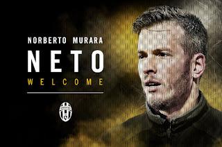 Juventus mendapatkan neto