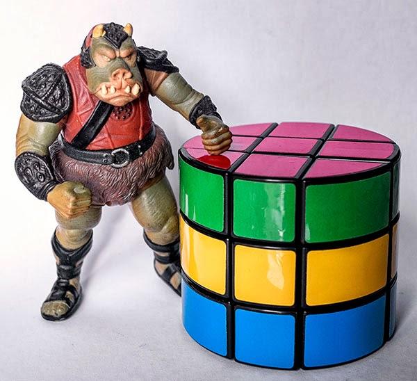 Cilindro 3x3x3 Tutorial Solución Rubik guardia Gamoriano