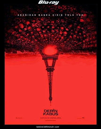 As Above, So Below - Derin Kabus - 2014 - film afisi