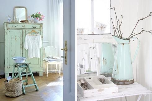 fotos de muebles estilo vintage - Preciosa casa de estilo nórdico en Noruega Delikatissen
