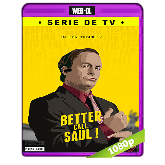 Better Call Saul (2015) Temporada 1 WEB-DL 1080p/720p Latino-Ingles 5.1