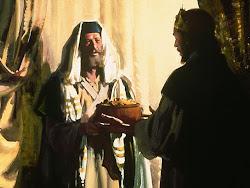 El diezmo de los judíos y la ofrenda de amor ( la liberalidad ) de los cristianos