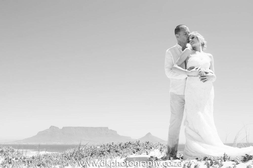 DK Photography CCD_9108 Preview ~ Sally & Pieter's Wedding on Blouberg & Dolphin Beach  Cape Town Wedding photographer