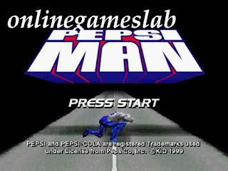 Pepsi man game free downlaod