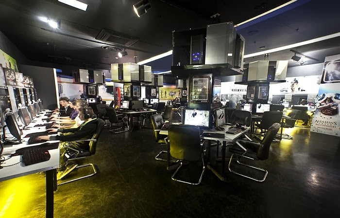 Video Game Center Business Plan