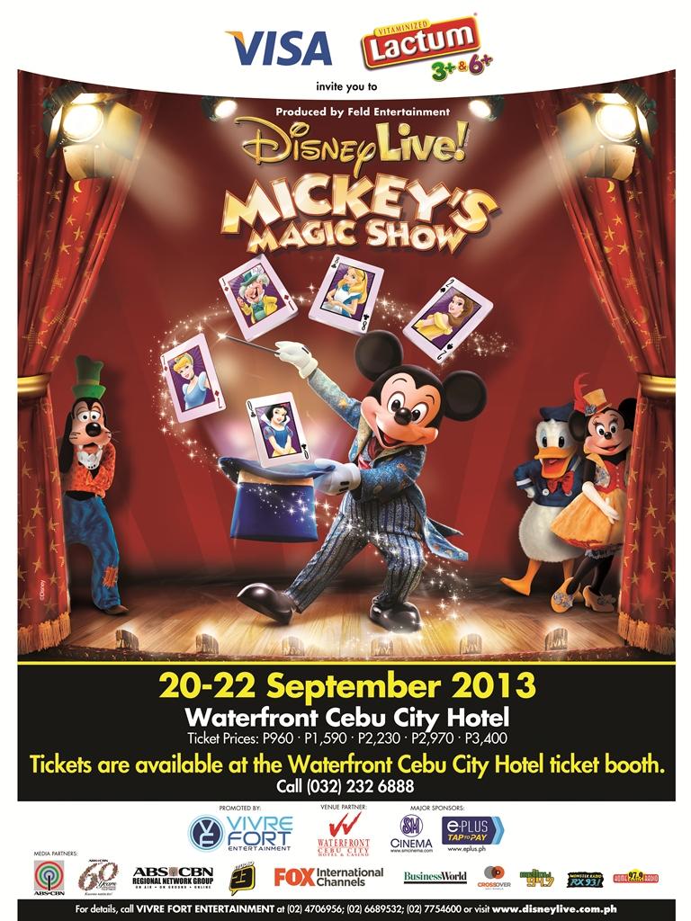 Cebu-Mickeys-Magic-Show