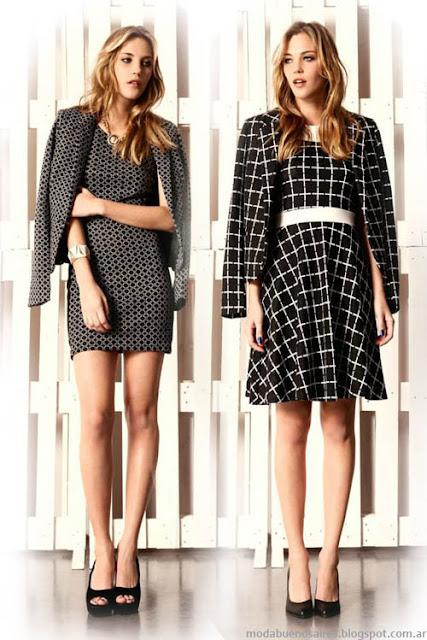 Vestidos 2014, Trajes de mujer moda verano 2014.