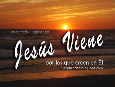 Jesús viene pronto. Poesía para niños, poesía cristiana para actos de la iglesia, la escuela acerca de la Biblia y la venida de Jesús. Poesía corta, semana santa.