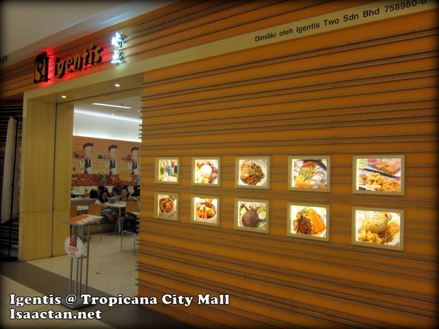 Igentis Tropicana City Mall