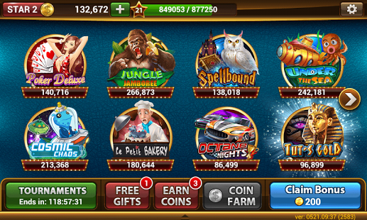 lucky slots game hacked