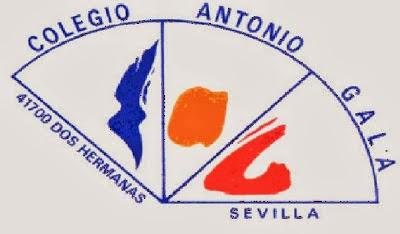 Facebook del Colegio Antonio Gala