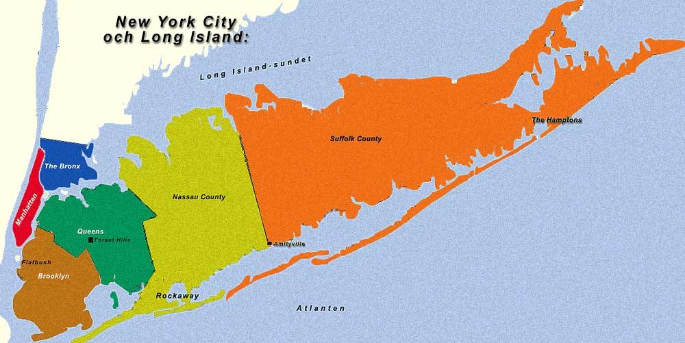 Long Island New York