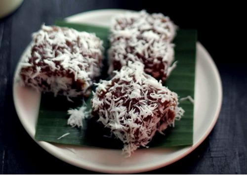 Kue Ongol - Ongol - Kue Tradisional Khas Indonesia