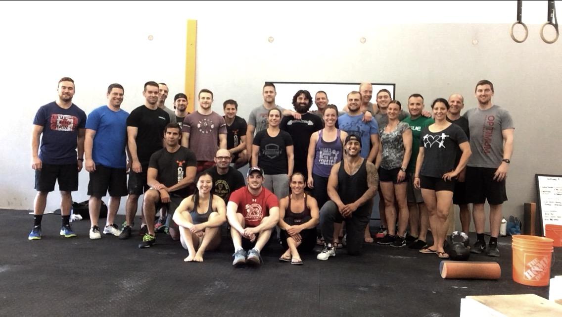 Winnipeg Athlete Camp