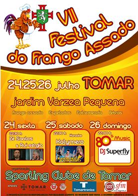 VII Festival do Frango