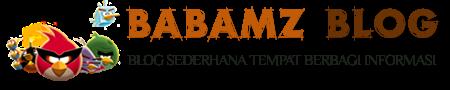 Babamz Blog