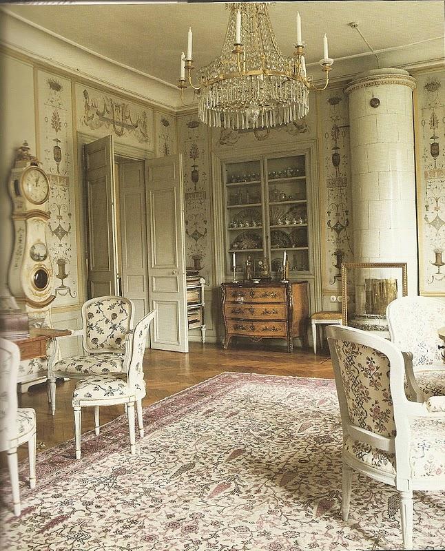 La silla chic los muebles y sus estilos estilo gustaviano - Muebles estilo neoclasico ...
