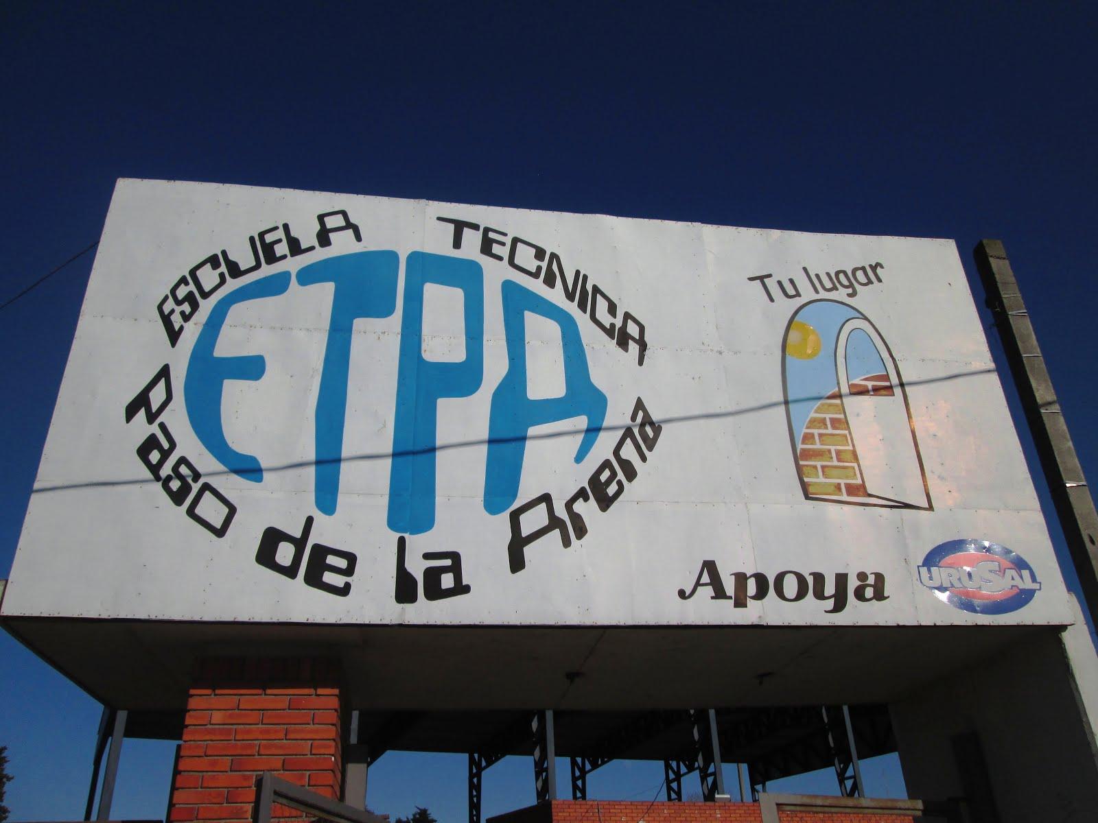 Escuela Técnica Paso de la Arena