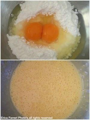 Ricetta torta di carote passo passo