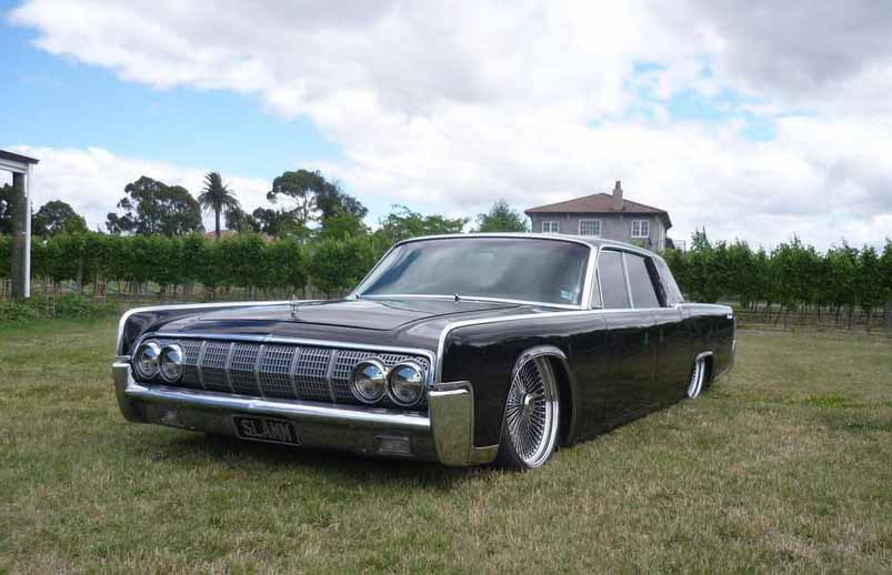 concursos vx lincoln continental 1964. Black Bedroom Furniture Sets. Home Design Ideas