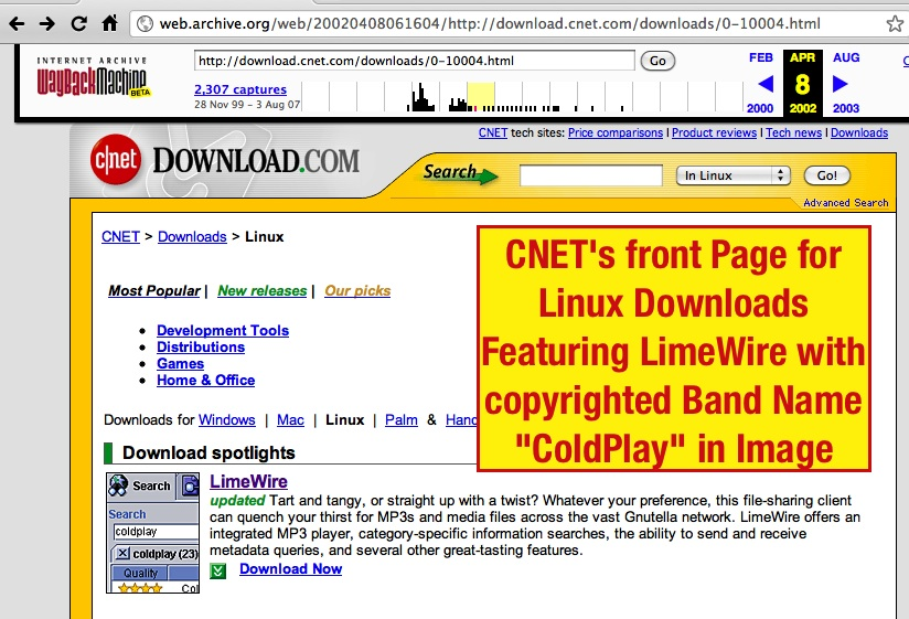 How cnetcbs interactive ignited and fueled the phenomenon of these front page featured seemed to usually last a week here is a link to the same week as the linux limewire version as seem above solutioingenieria Images