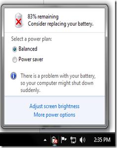 Tips dan Cara Mengatasi Laptop Yang Tidak Bisa Di Charger ( Tidak Mengisi)