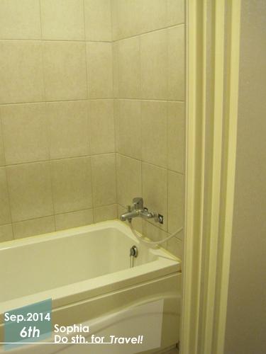 房內設施-浴室