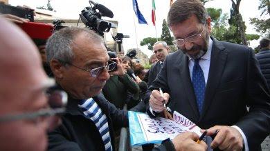 buongiornolink - Marino ritira le sue dimissioni «Voglio confrontarmi con l'Aula»