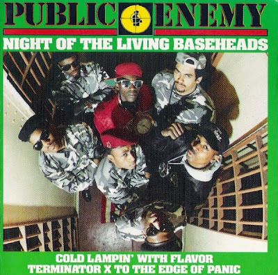 Public Enemy – Night Of The Living Baseheads (Promo CDS) (1988) (VBR)