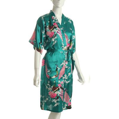 Model Baju Tidur Kimono Jepang Wanita Terbaru 2015