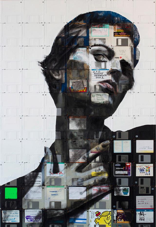Nick Gentry. Art. Doctor Ojiplático