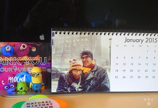 My Desk Calendar