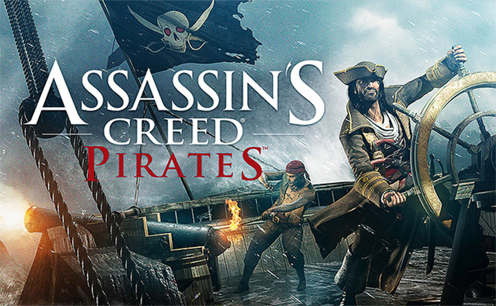 Assassin's Creed Pirates V1.0.4 ORIGINAL + MOD MONEY APK Android