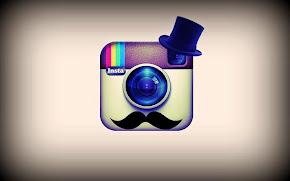 Vi er på Instagram som;