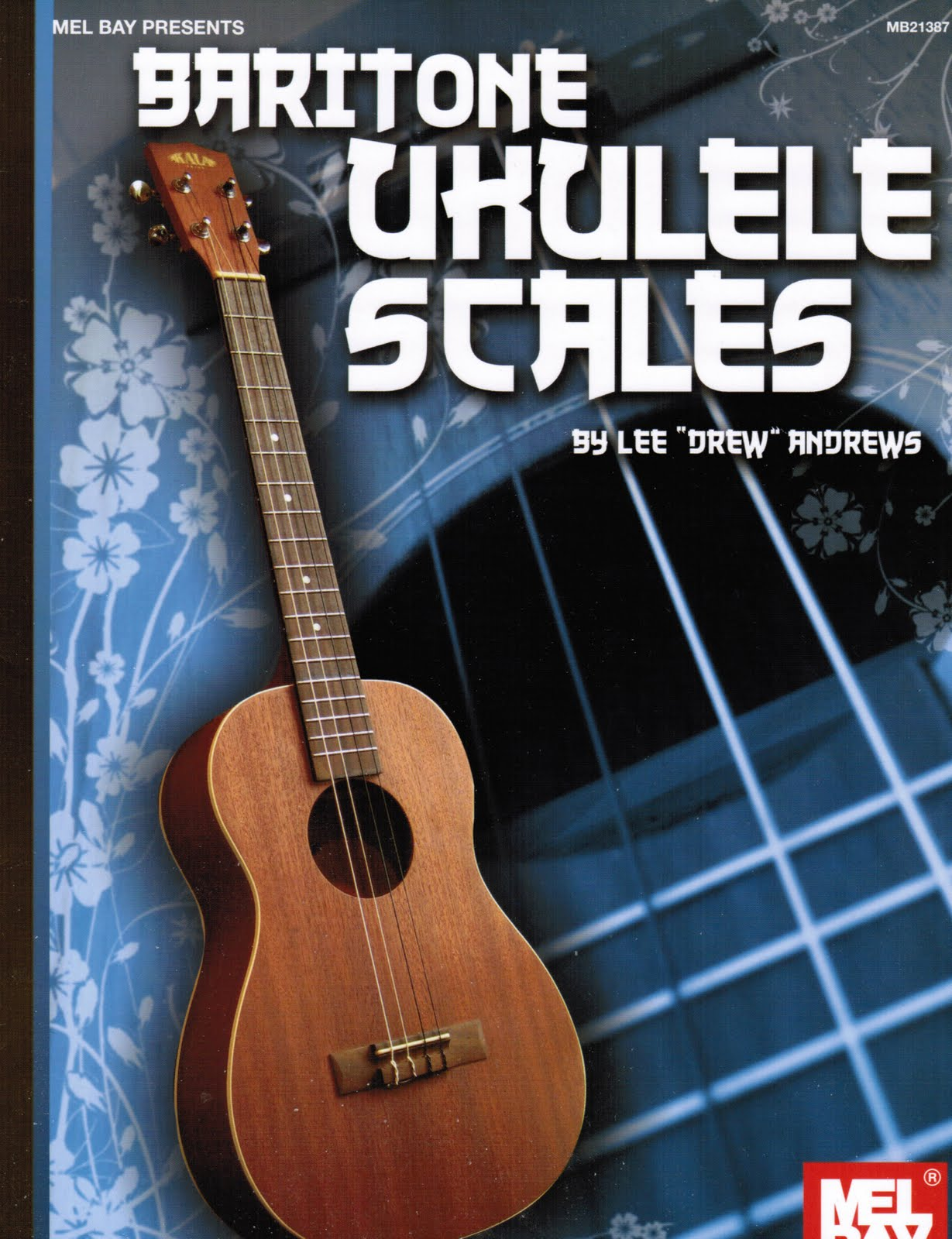 Humble Baritonics Books Baritone Ukulele Scales Mel Bay Some String Diagram There Is A Book That Has Scale Diagrams For Dgbe Players It Was Designed By Lee Drew Andrews And Published