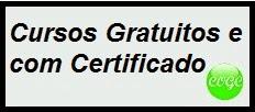 Cursos online,Grátis e com Certificado