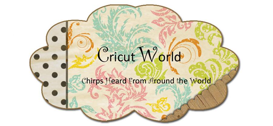 Cricut World