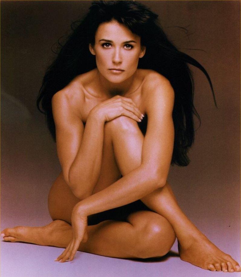 Demi Moore sin pareja ashton Kutcher le fue infiel Demi+Moore
