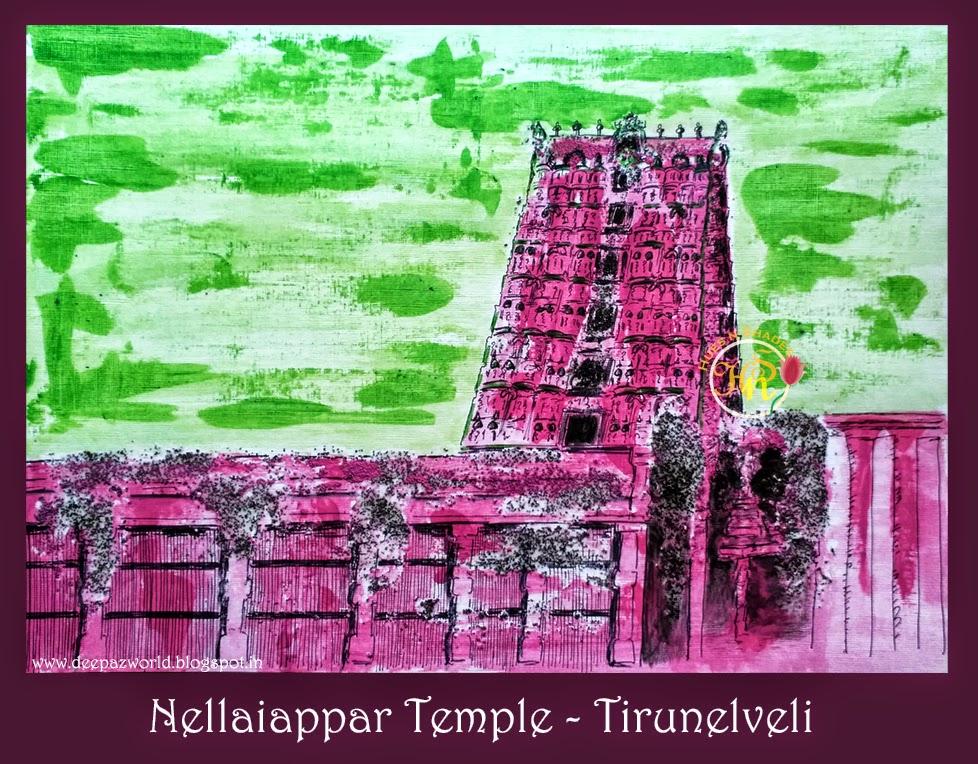 Nellaiappar-Temple-Tirunelveli-HuesnShades