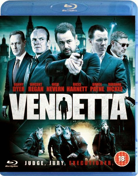 Vendetta (2013) BluRay 720p BRRip 625MB