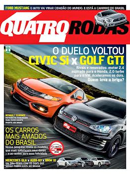 Revista Quatro Rodas  Outubro 2014  Edição 662