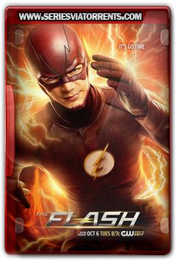 The Flash 2ª Temporada Completa Dublado – Torrent Blu-ray Rip 720p