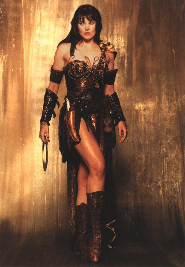 Lawless Lucy : Xena: Warrior Princess