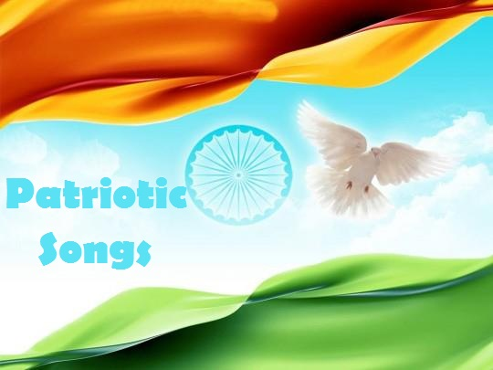 Patriotic songs of India What are they ? Music Hindi National Bollywood Free Download Lyrics Mp3
