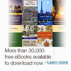 Free 60000+ Ebooks from Flipkart & Amazon
